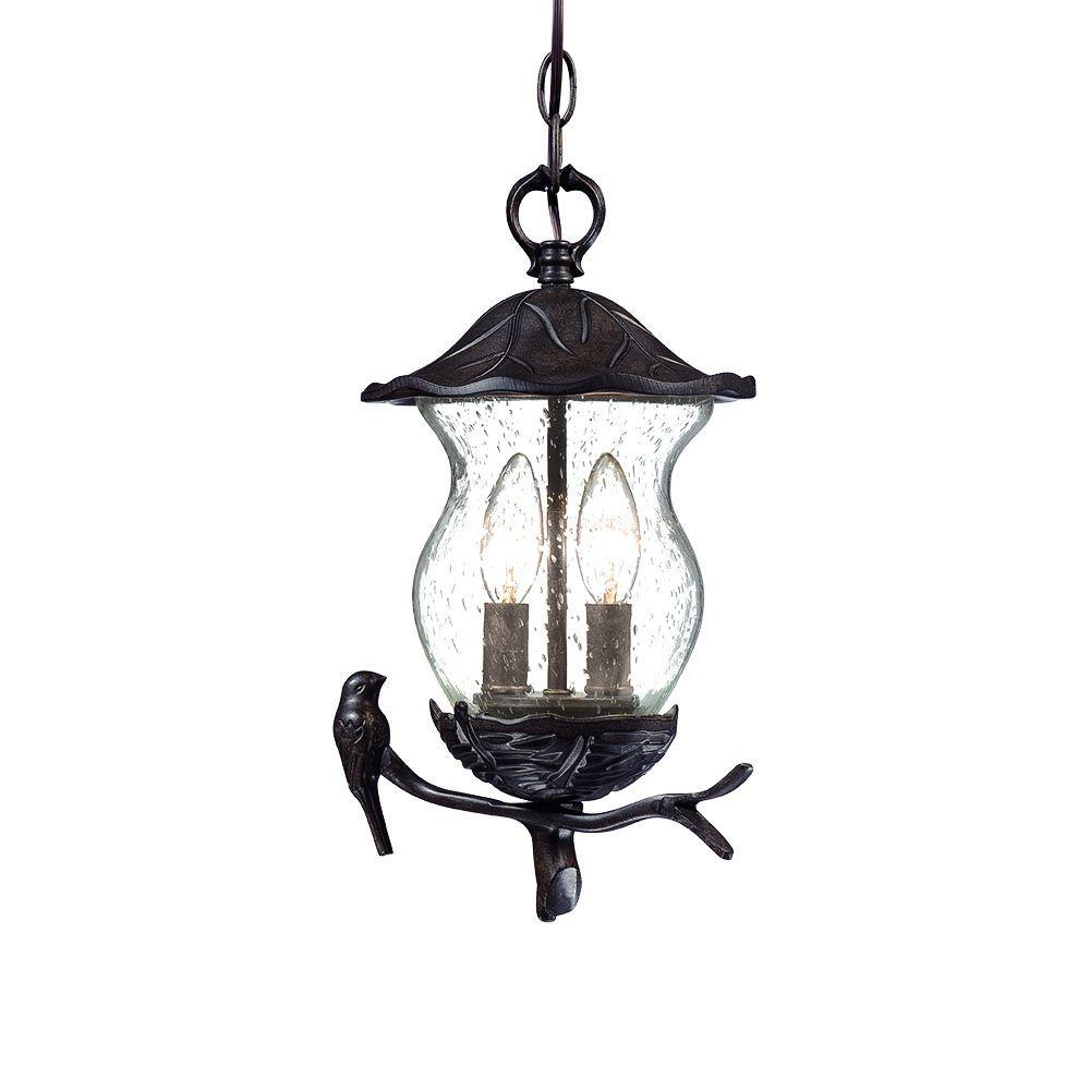 Acclaim Lighting Avian Collection Hanging Outdoor 2-Light