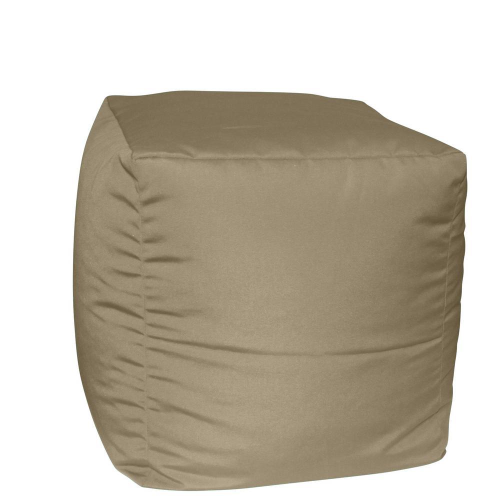 mushroom bean bag chair office vitra paradise cushions sunbrella spectrum ottoman seat outdoor pouf