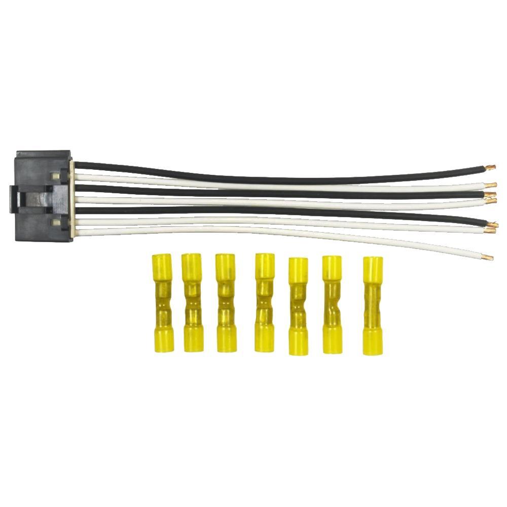 medium resolution of hvac blower motor resistor connector