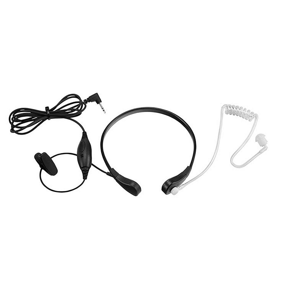 Motorola Talkabout 2-Way Radio Throat Mic Headset with PTT