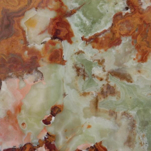 Ms International Green 12 In. X Polished Onyx Floor
