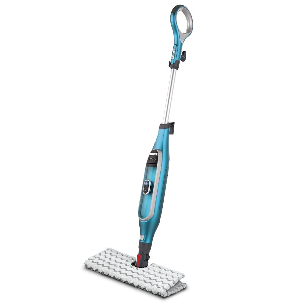 Shark Genius Hard Floor Cleaning System Steam MopS6002  The Home Depot