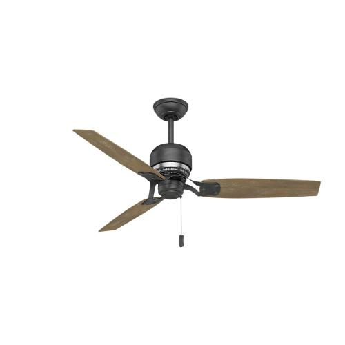 small resolution of indoor aged steel ceiling fan