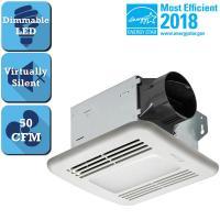 NuTone Heavy Duty 50 CFM Ceiling Exhaust Fan-HD50NT - The ...