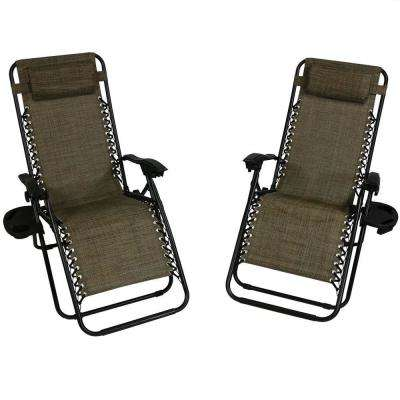 sling motion patio chairs lounge for bedrooms furniture the home depot