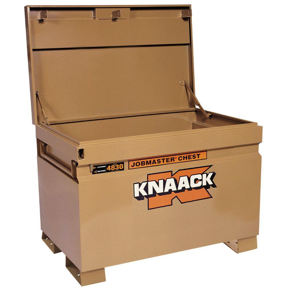 hight resolution of knaack 48 in x 30 in x 34 in jobmaster storage chest
