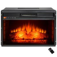 AKDY 26 in. Freestanding Electric Fireplace Insert Heater ...