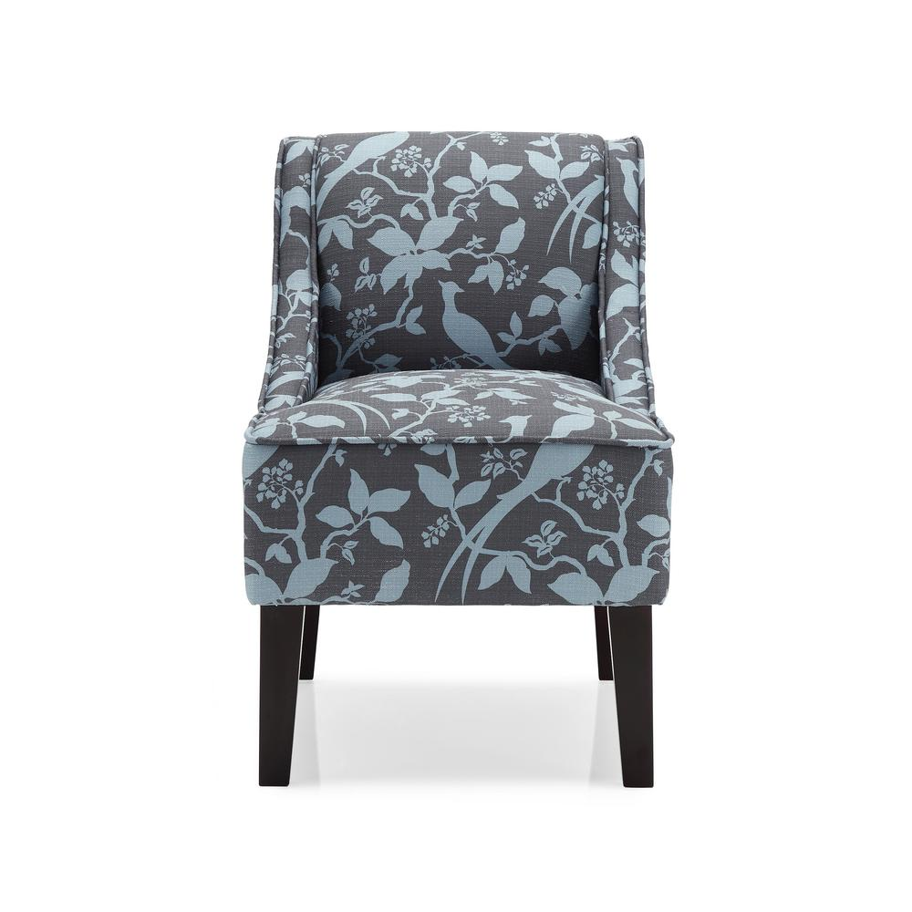 teal accent chair black swivel office with arms marlow bardot ac ma bar te the home depot internet 301862093