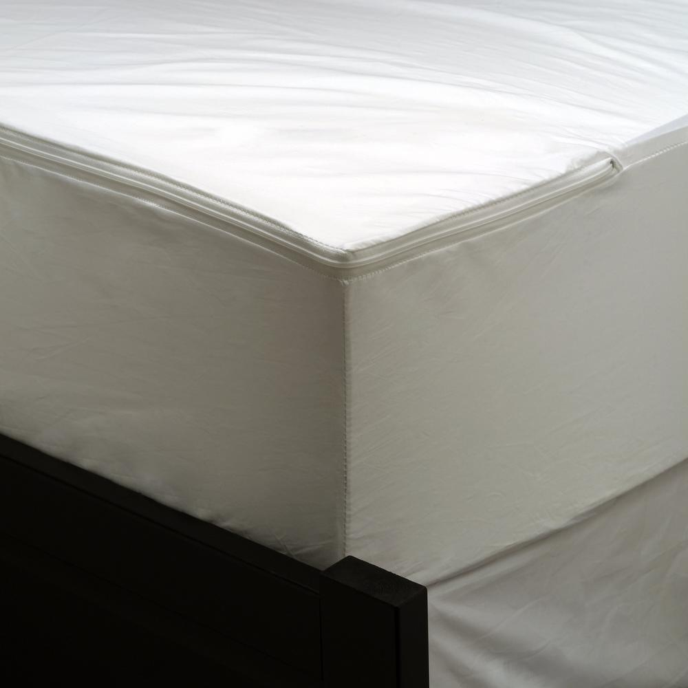 AllerEase Waterproof Allergy Protection Zippered Mattress