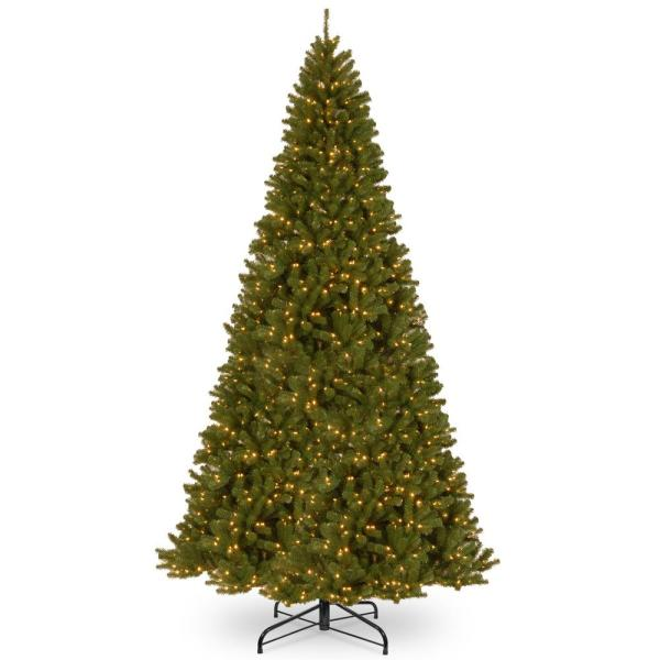 National Tree Company 12 Ft. North Valley Spruce Artificial Christmas With Clear Lights
