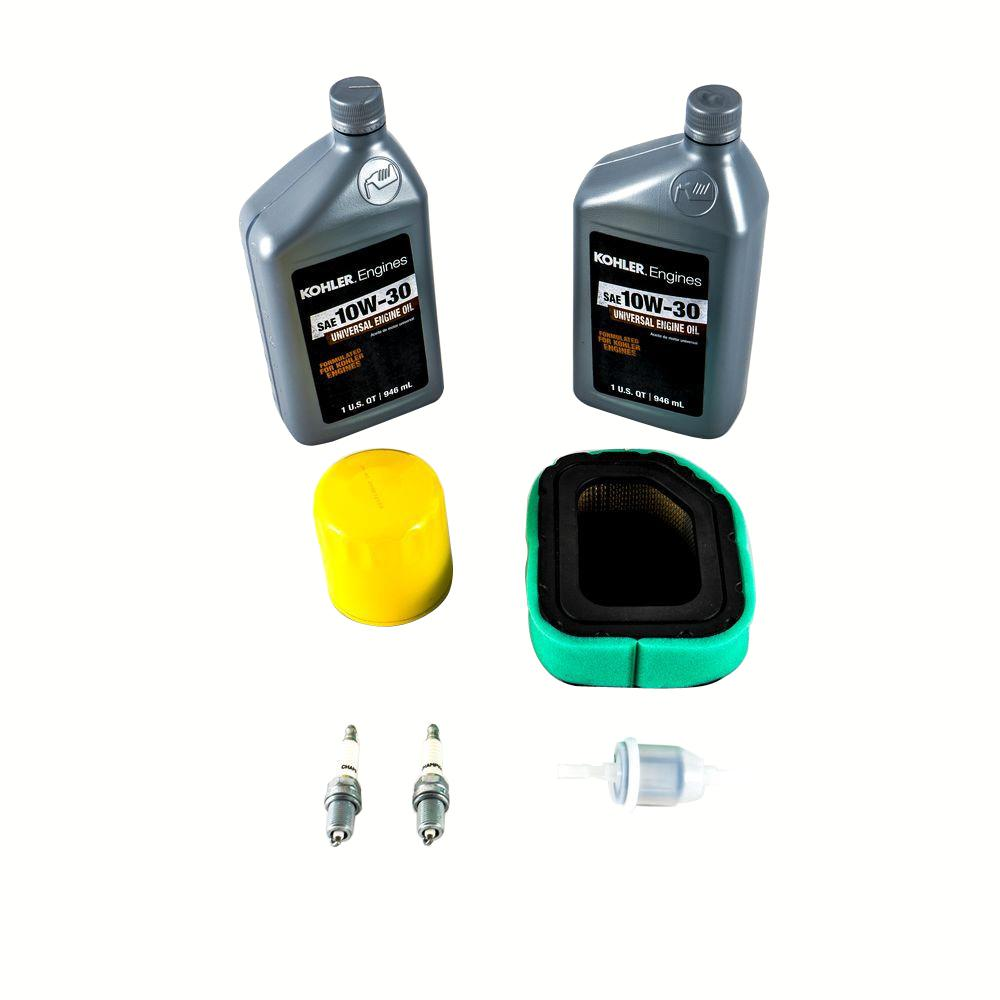 medium resolution of maintenance kit for courage twin cylinder engines