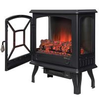 AKDY 20 in. Ventless Electric Fireplace Insert-FP0084 ...