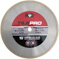 10 inch Diamond Tile Circular Wet Saw Blade Cutting