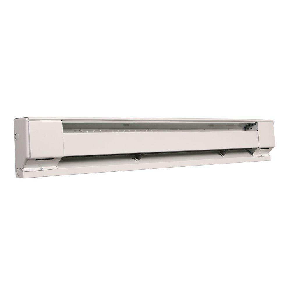 hight resolution of fahrenheat 36 in 750 watt baseboard heater f2543 the home depot heaters baseboard electric in on marley electric heater wiring