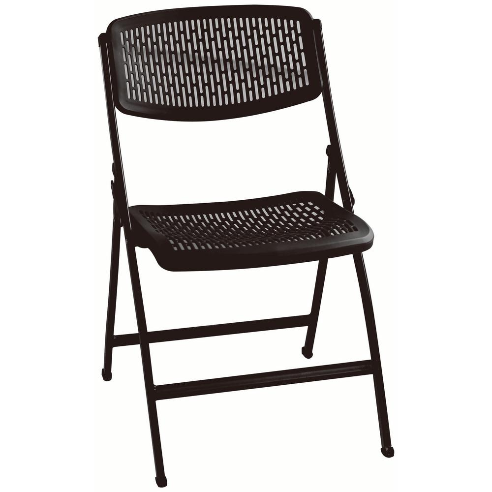Chair Rack Muscle Rack Black Plastic Seat Outdoor Safe Folding Chair