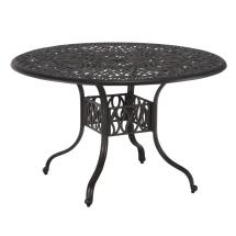 Home Styles Floral Blossom 48 In. Patio Dining Table