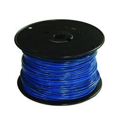 16 blue stranded cu tffn fixture wire [ 1000 x 1000 Pixel ]