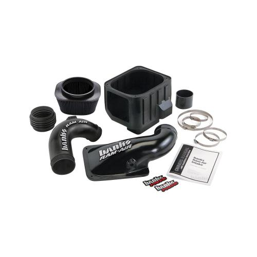 small resolution of ram air intake system with dry filter for 2004 2005 chevrolet gmc 6 6 l duramax diesel lly engine