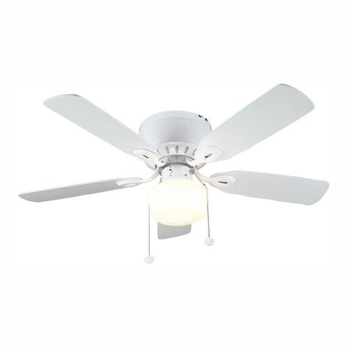 small resolution of led indoor white ceiling fan with light kit