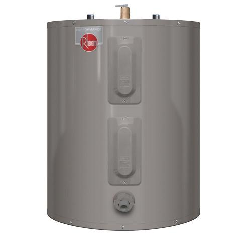 small resolution of rheem performance 38 gal short 6 year 4500 4500 watt elements electric tank