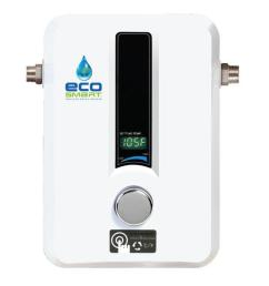 ecosmart 11 kw self modulating electric tankless water heater [ 1000 x 1000 Pixel ]
