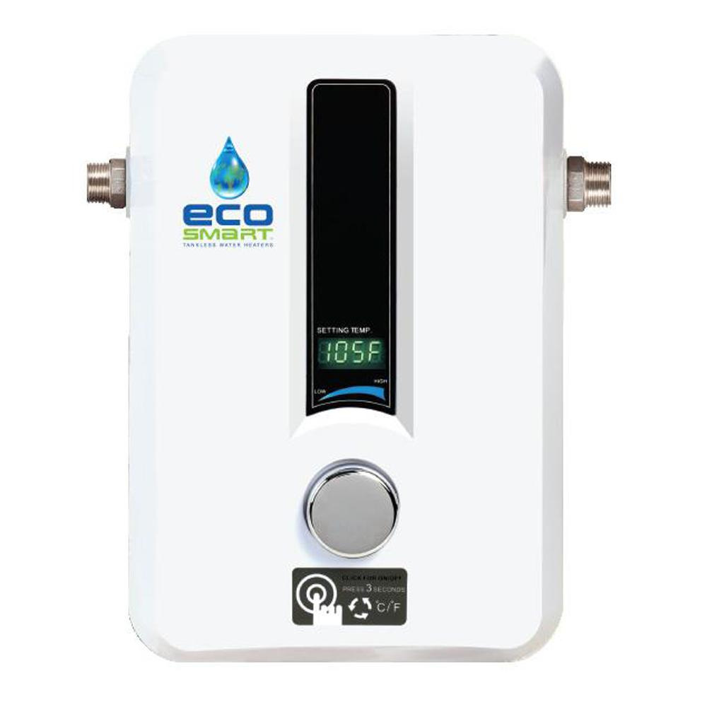 medium resolution of ecosmart 11 kw self modulating electric tankless water heater