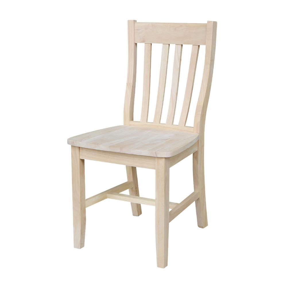windsor chair kits banded swivel blind unfinished wood dining chairs kitchen room furniture