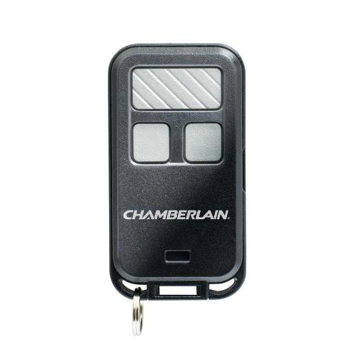 small resolution of chamberlain 3 button keychain garage door remote control