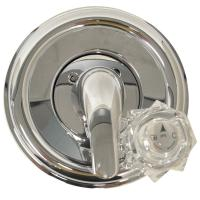DANCO Single-Handle Valve Trim Kit in Chrome for Delta Tub ...