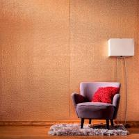 Fasade 96 in. x 48 in. Hammered Decorative Wall Panel in ...