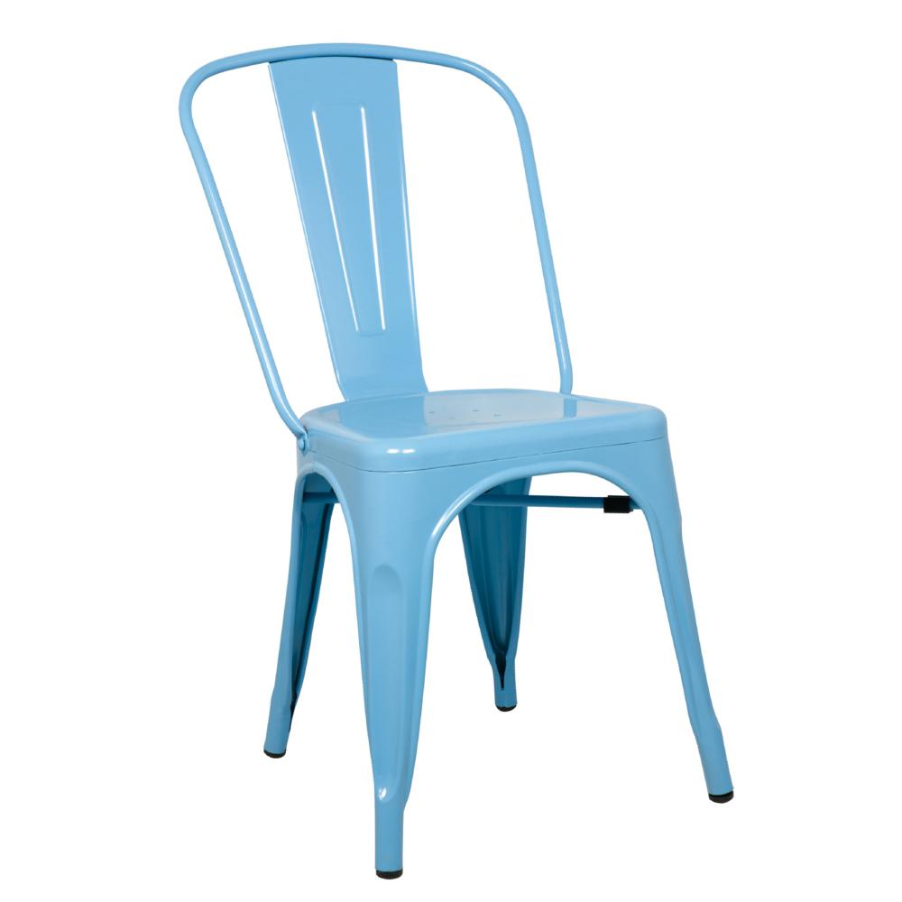 Famous Chair Blue Talix Dining Chair