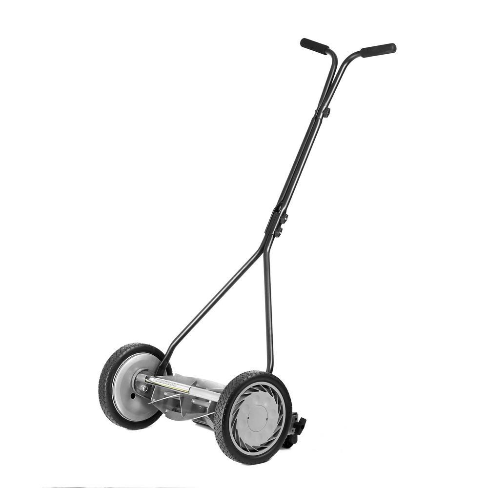American Lawn Mower Company 16 in. Manual Walk Behind Reel