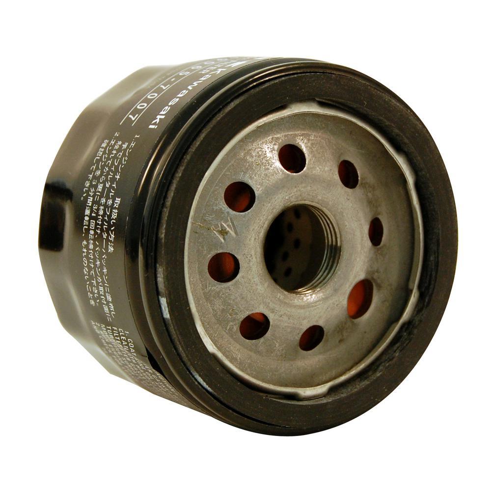 medium resolution of kawasaki oil filter for kawasaki 22 24 hp engines