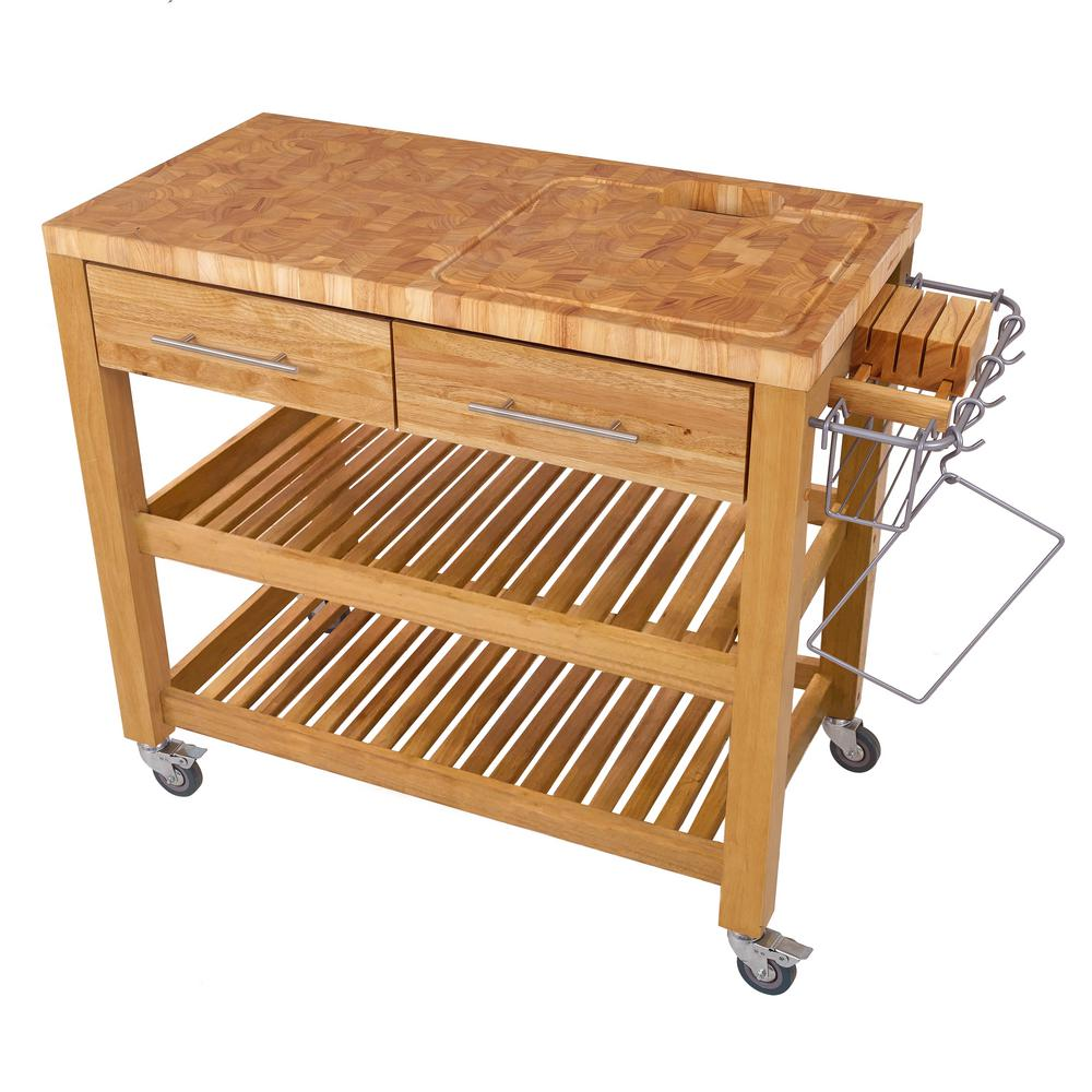 kitchen work station islands for sale chris and natural jet7748 the home depot