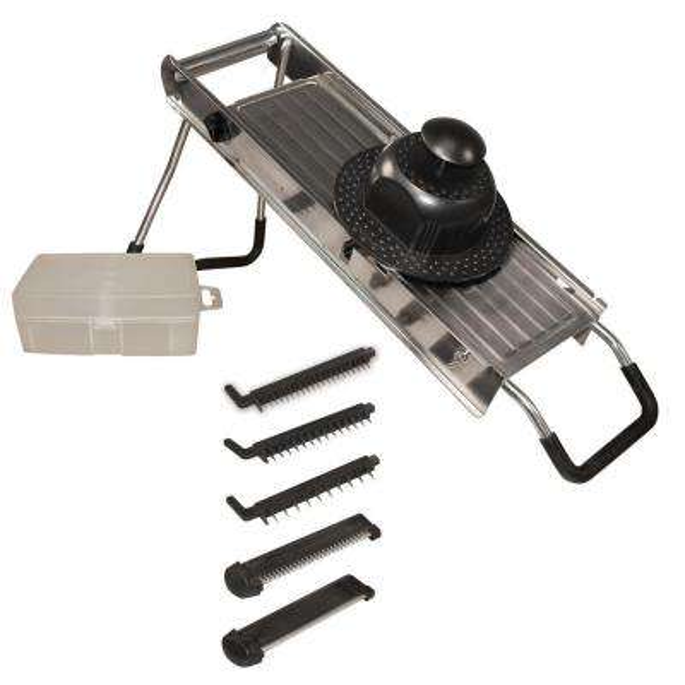 mandolin kitchen slicer best cleaner for cabinets mandolines slicers gadgets tools the home depot mandoline vegetable