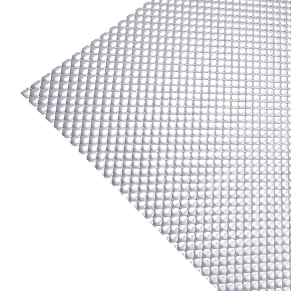 OPTIX Acrylic Prismatic Clear 2 ft. x 2 ft. Lay-in Ceiling