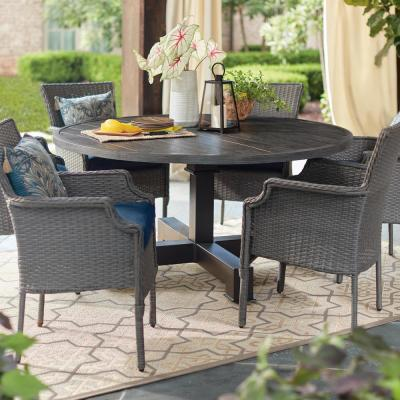 steel tabletop patio dining sets