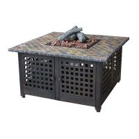 Endless Summer 41.2 in. Propane Gas Fire Pit with Slate ...