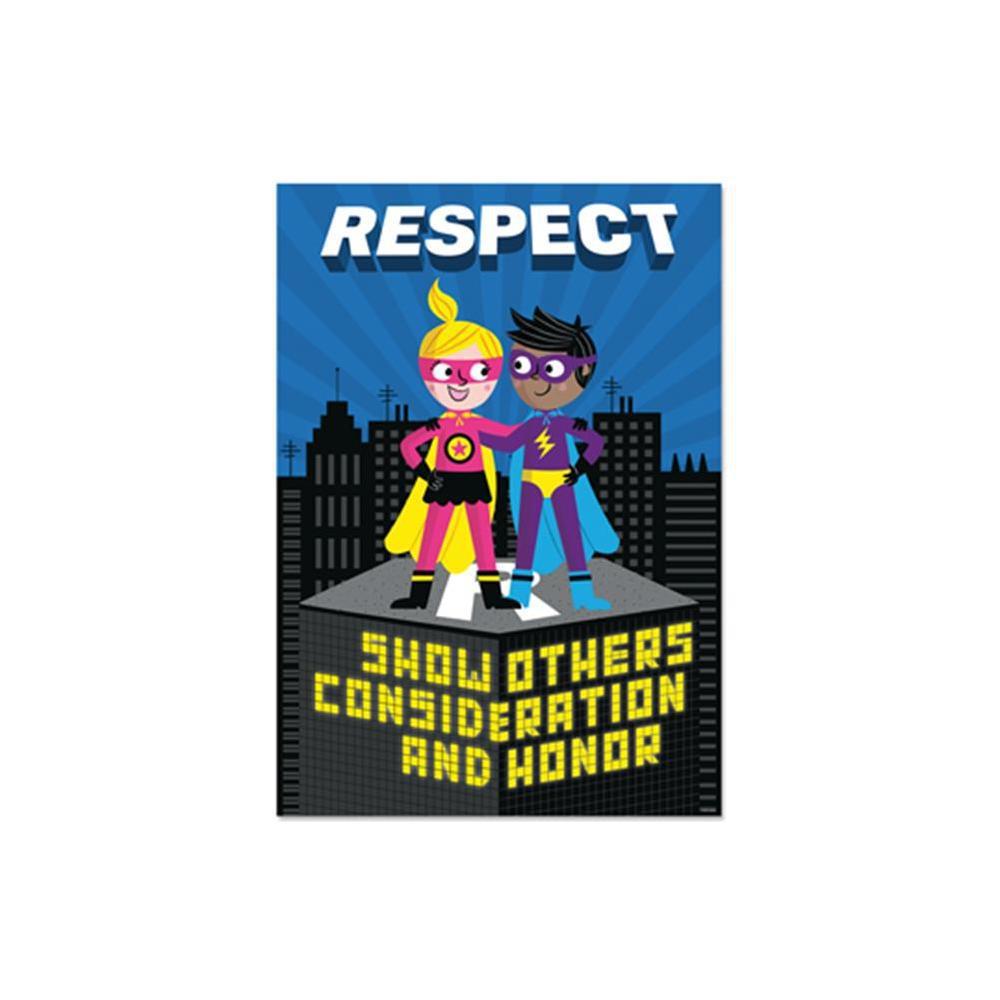 respect superhero inspire u