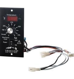 traeger digital thermostat kit bac236 the [ 1000 x 1000 Pixel ]