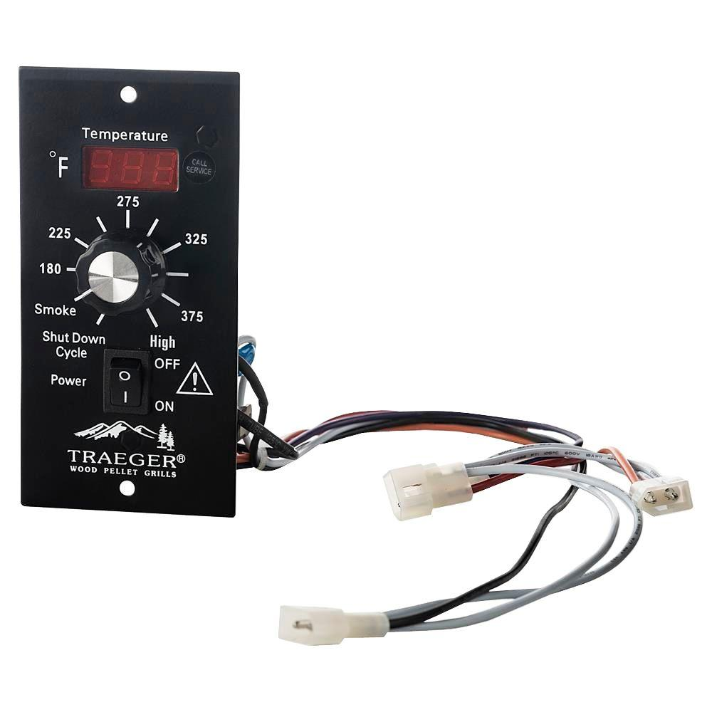 medium resolution of traeger digital thermostat kit bac236 the
