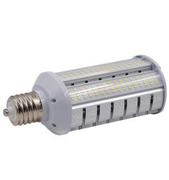 175 watt equivalent 40 watt corn cob ed17 led wall pack horizontal bypass light bulb mog 120 277v daylight 5000k 84029 [ 1000 x 1000 Pixel ]