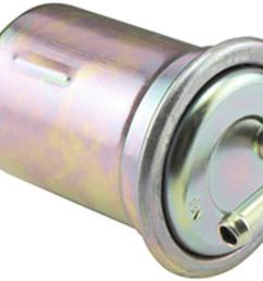 fuel filter fits 1999 2005 suzuki grand vitara [ 1000 x 1000 Pixel ]