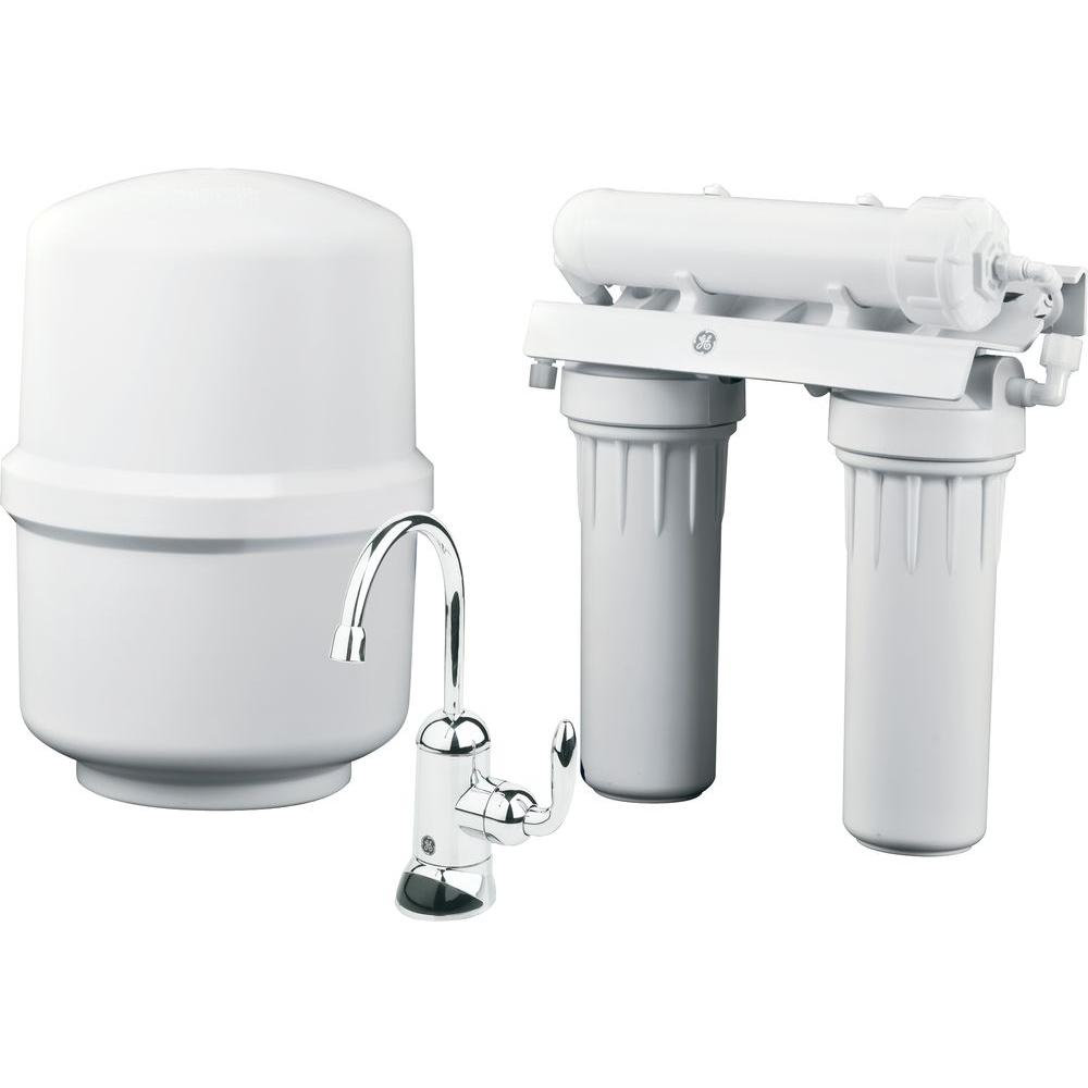 hight resolution of under sink reverse osmosis water filtration system
