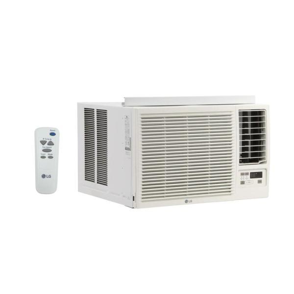 Frigidaire 10 000 Btu Casement Window Air Conditioner With Remote-ffrs1022r1 - Home Depot