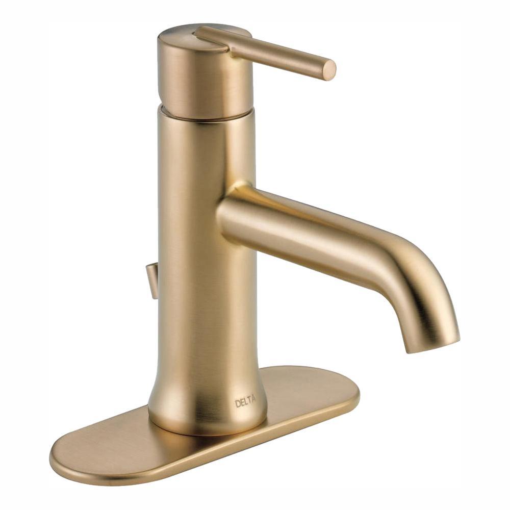 brass bathroom vanity sink faucet 2