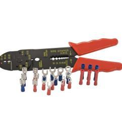 gardner bender terminal and crimping tool kit [ 1000 x 1000 Pixel ]