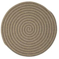 Home Decorators Collection Charmed Mocha 5 ft. x 5 ft ...