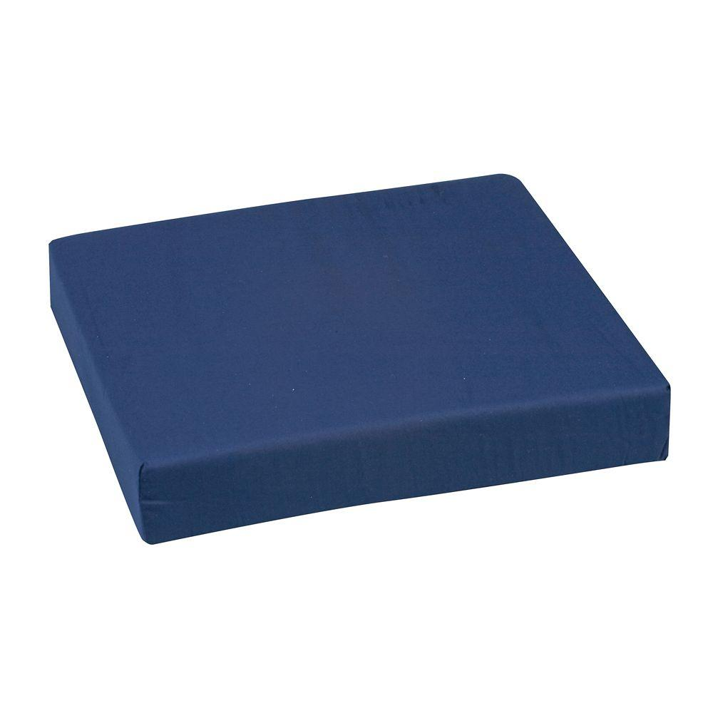 Wheel Chair Cushion Dmi Polyfoam Standard Wheelchair Cushions In Navy
