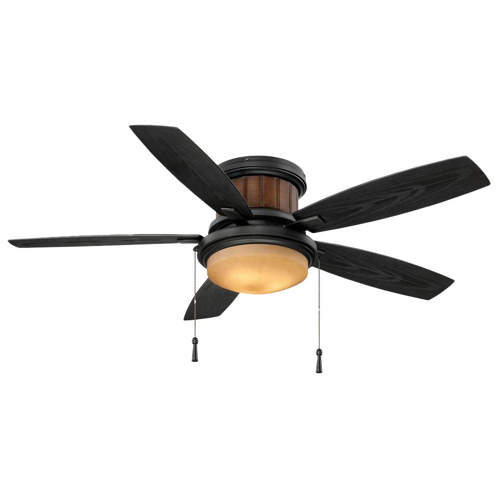 hight resolution of led indoor outdoor natural iron ceiling fan with light kit
